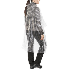 Basic Nature Festival Poncho, clear
